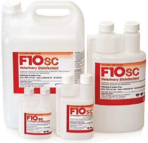 Disinfettante F10